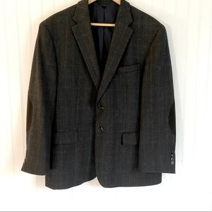 Jos A Bank Blazer with Brr lining Size 44 short